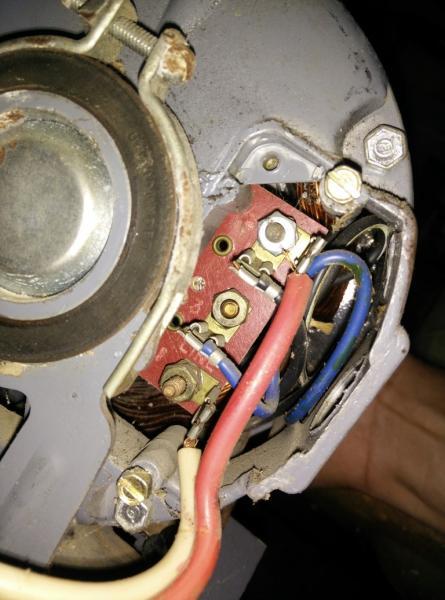 older marathon electric 1  4hp wiring help