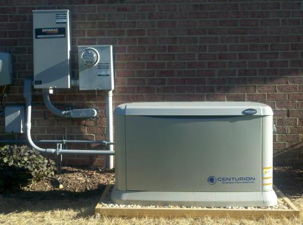 Generator With Transfer Switch Doityourself Com