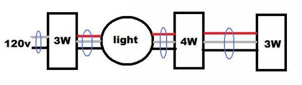Electrical - 4 way switch problem - DoItYourself.com Community Forums