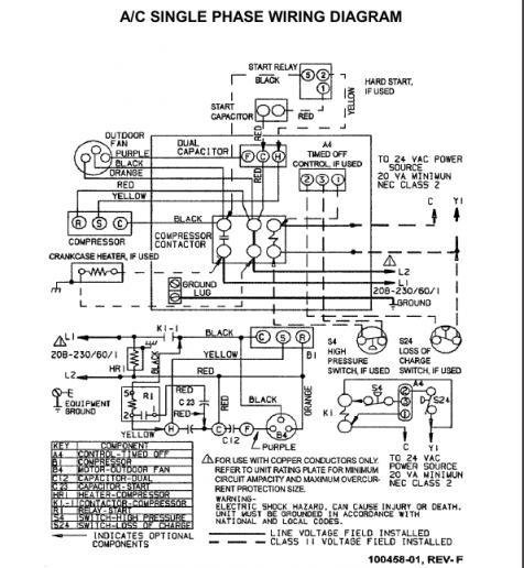contactor wiring help