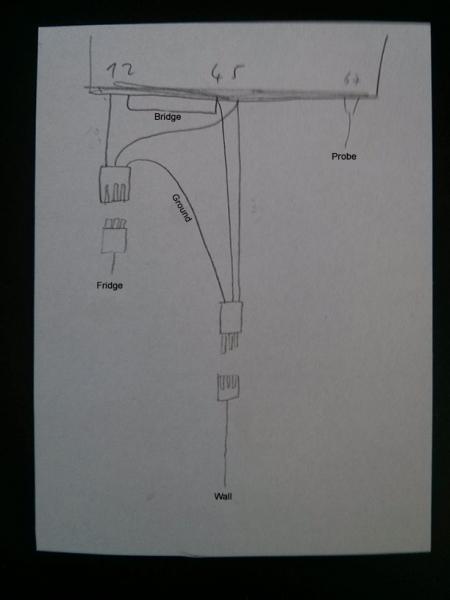 Digital Temperature Controller Wiring