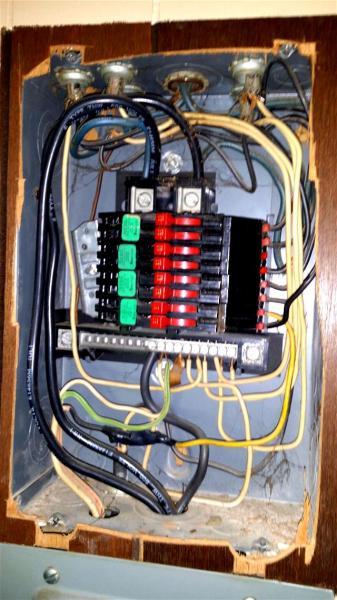 Zinsco Electrical Pane...