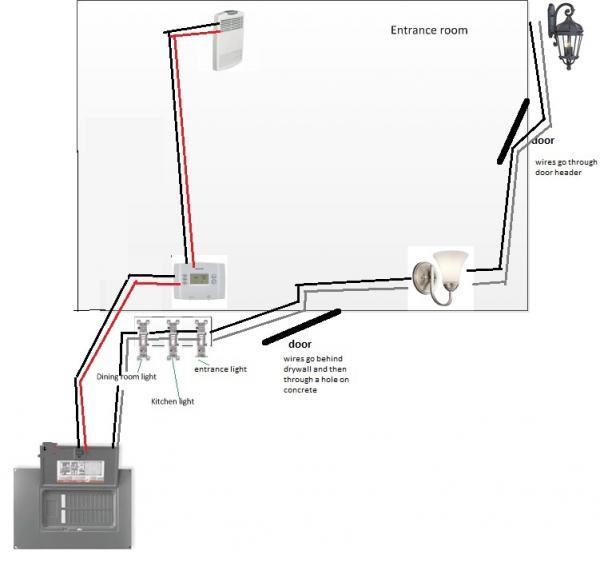 one way lighting wiring diagram one way lighting wiring diagram One Light Two Switches Wiring Diagrams one way switch circuit facbooik com one way lighting wiring diagram 1 way lighting wiring diagram one light two switches wiring diagrams