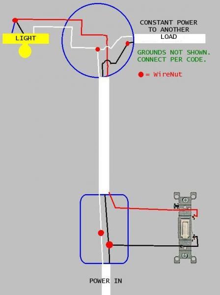 12 volt dc light wiring schematics ac dc light wiring #4