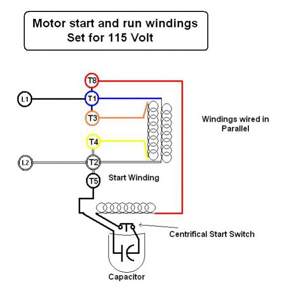 century ac motor wiring wiring diagram db Pool Pump 230 Volt Wiring Diagram