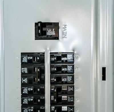 Main electrical panel in bathroom? - DoItYourself.com Community Forums