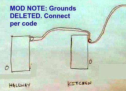 2 Single Pole Switches On Same Circuit