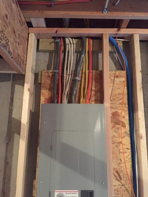 Through Wiring on