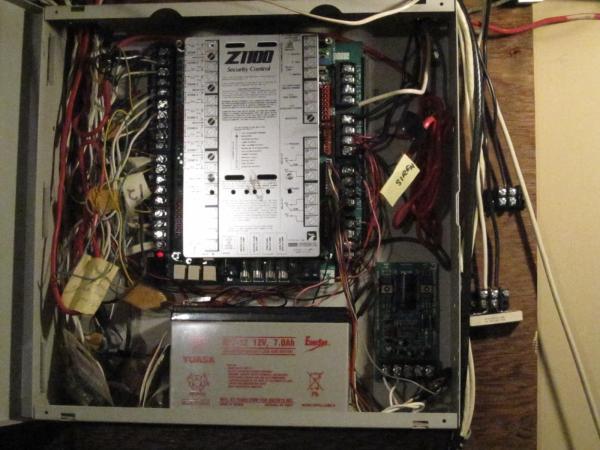 Moose Z1100 System 1