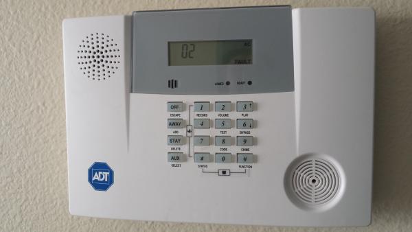 honeywell adt alarm no longer works community forums. Black Bedroom Furniture Sets. Home Design Ideas