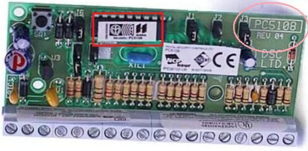 Dsc Pc5132 Wireless Receiver Help Needed