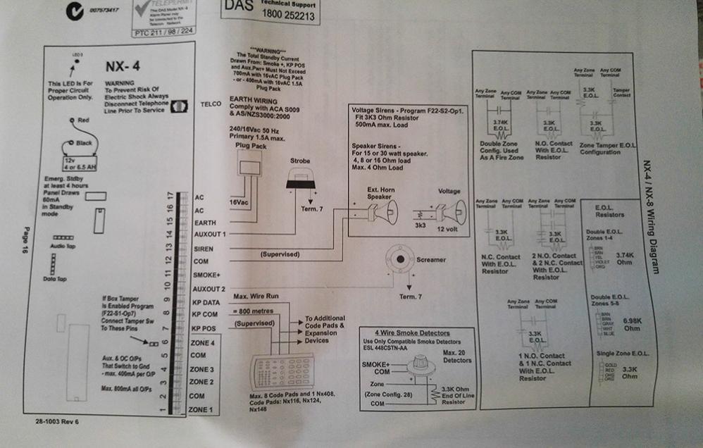 Connecting Pir Sensor Lowers Auxout Voltage