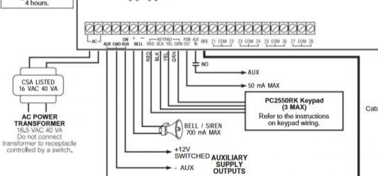 dsc 1832 wiring diagram  89 bronco ii engine wiring diagram