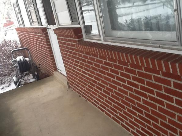 Replace brick veneer with vinyl siding DoItYourselfcom