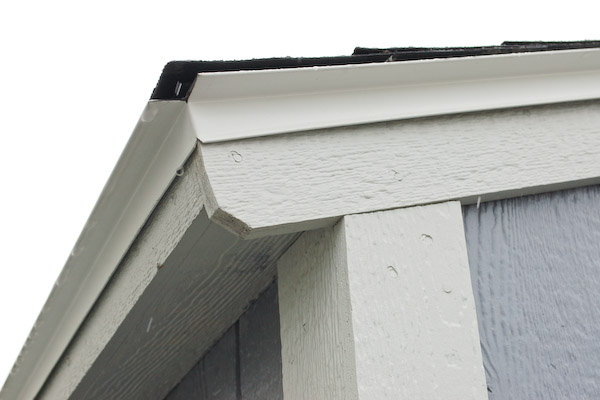 Exterior Pvc Trim : Glue pvc trim on long edges doityourself community