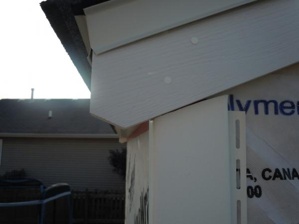 Vinyl Siding Outside Corner Post Angle Or Not