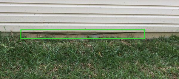 Hide Cable Behind Siding Doityourself Com Community Forums