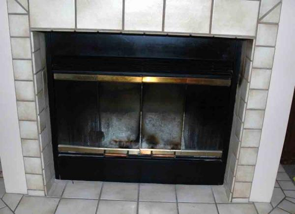 Replacing Glass Doors On A Fireplace Community Forums