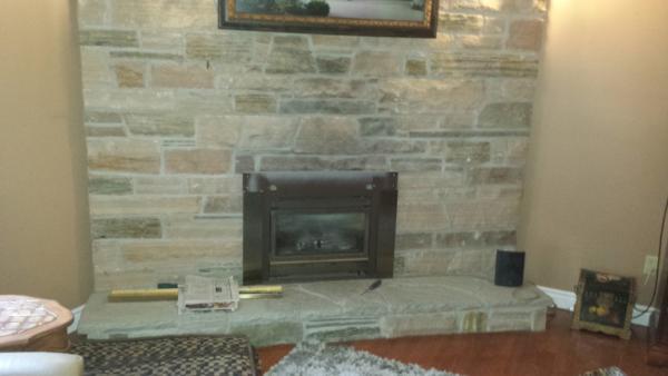 Brick Stone Fireplace Remove Brick Facing Community Forums