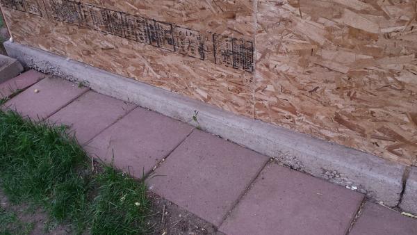 Flashing Wood Siding At A Masonry Surface When The