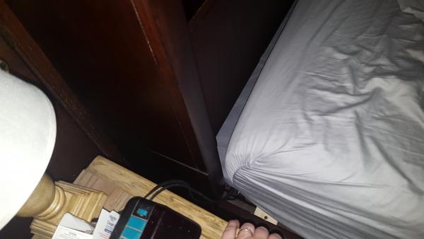Wood Bedding Frame Is Longer Than My Mattress