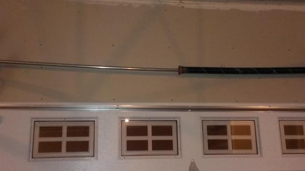 gliderol panel lift door installation instructions