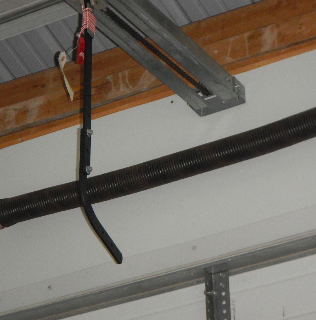 Garage Door Failure How Did This Happen Doityourself