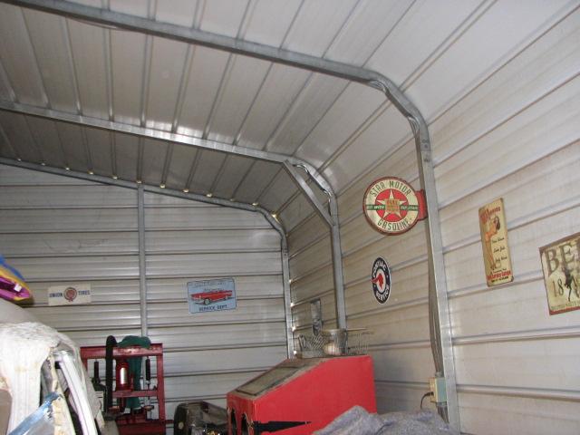 Insulating a Corrugated Metal Building - DoItYourself.com ...