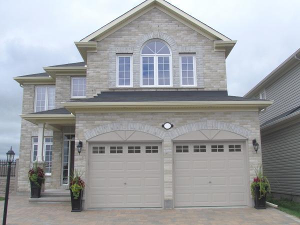 Need your ideas for garage door colors inside