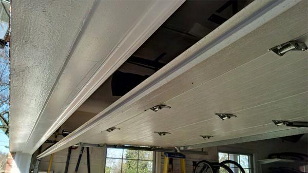Can T Find Weatherstripping That Fits Garage Door Bottom