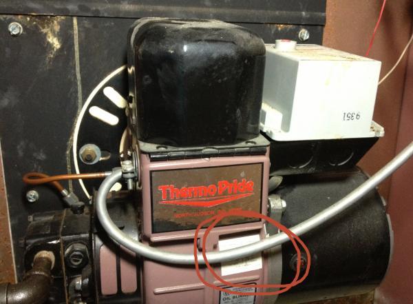 Seeking Advice With Thermopride Furnace Diy Or Call Tech