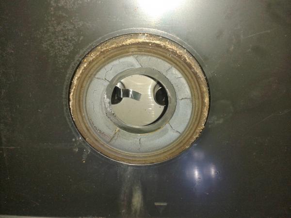 how to fix presure switch stuck open