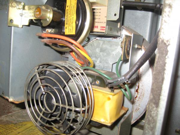 Carrier BDP Day and Night heater furnace no heat and no ... on