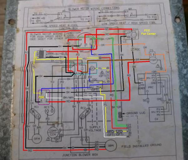 oil furnace wiring diagram oil image wiring diagram wiring diagram for coleman gas furnace the wiring diagram on oil furnace wiring diagram