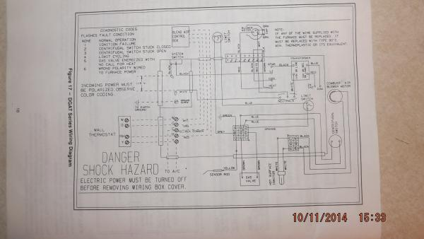 39887d1413059933 coleman evcon furnace works doesnt work 003 coleman evcon furnace works doesn't work?? doityourself com coleman evcon wiring diagram ac at sewacar.co