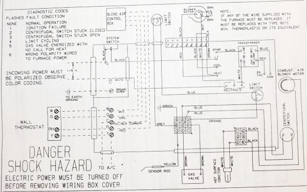 coleman presidential 2 furnace wiring diagram  u2013 best