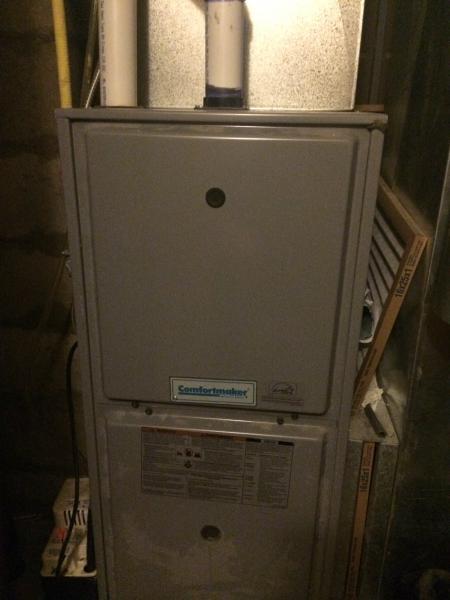 Comfortmaker Gas Furnace Not Working Doityourself Com