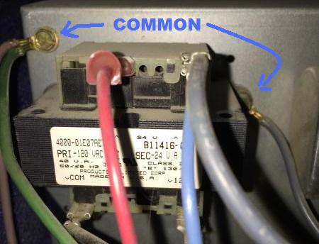 Furnace Common Wire  DoItYourself Community Forums
