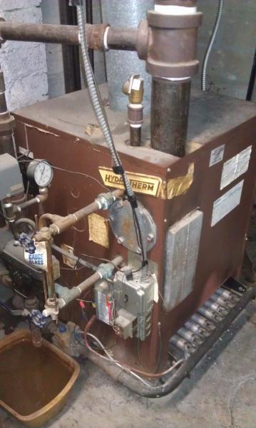 Replacing Old Gas Furnace Doityourself Com Community Forums