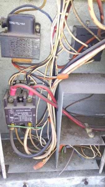 Lennox gas furnace lennox gcs3 411 blower not for Lennox furnace blower motor not working