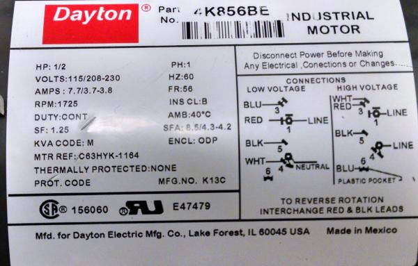 46215d1423455848 blower acting oddly dayton motor diagram dayton motor rev fwd wiring the home machinist! readingrat net dayton motor wiring diagram at gsmportal.co
