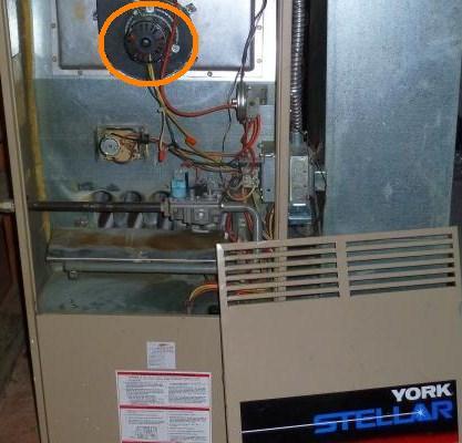 York Stellar Plus Furnace Problems Doityourself Com