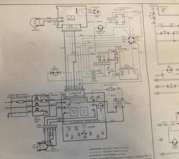 bryant 394f gas furnace schematics schematic of bryant gas furnace wiring diagram