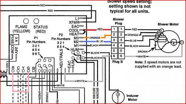 559495 Gibson Nordyne Gr4ga Blower Motor Not Working Limit Circuit Open Code on typical ignition system diagram