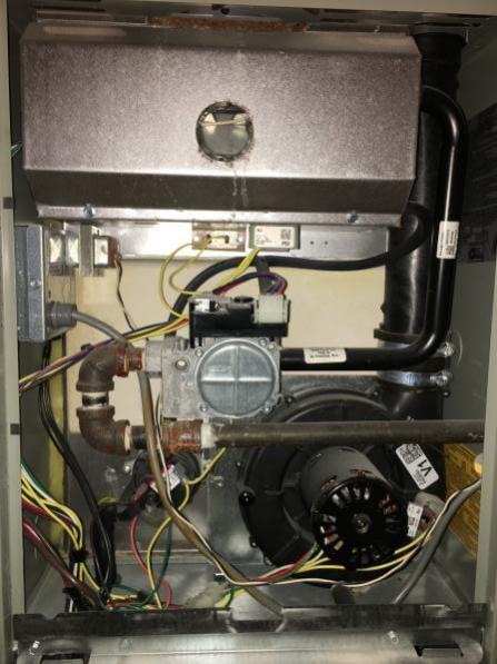 Trane Xv95 Furnace Not Blowing Hot Air Doityourself Com