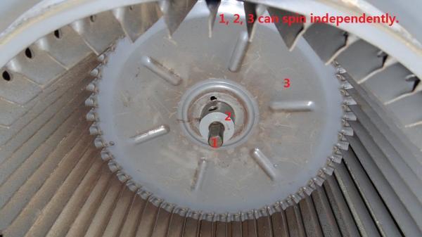 Do I Need A New Blower Wheel Or More Doityourself Com