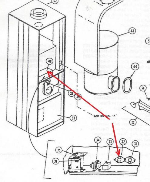 Evcon Mobile Home Furnace Diagram Full