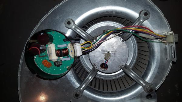 Carrier furnace ECM blower motor problems - DoItYourself com