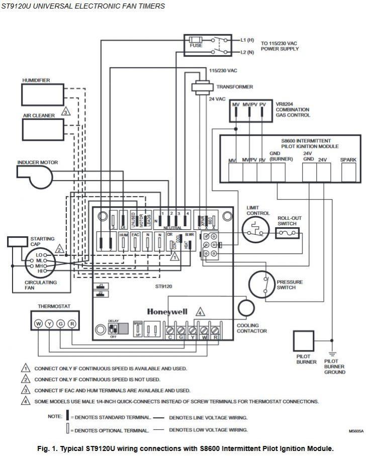 honeywell s8610u wiring diagram  2002 ford mondeo headlight