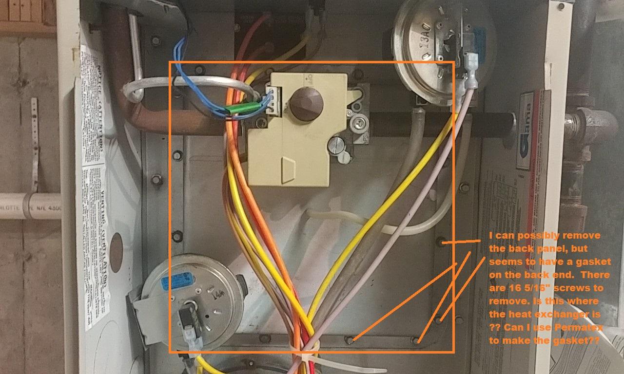 Ducane Gas Furnace Cmpe075u3 Works Intermittently Doityourself Com Community Forums